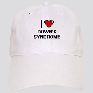I love Down's Syndrome Cap