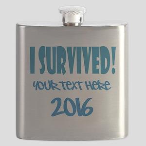 Custom I Survived Flask