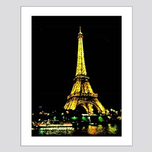 La Tour Eiffel Small Poster