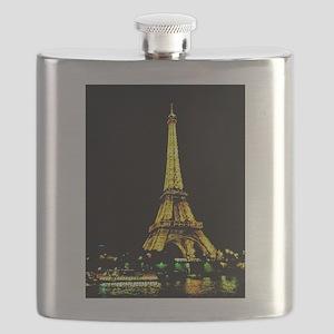 La Tour Eiffel Flask
