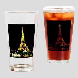 La Tour Eiffel Drinking Glass