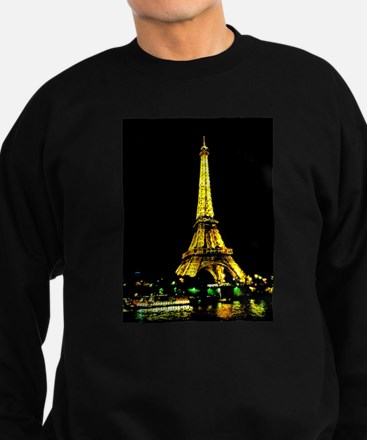 La Tour Eiffel Sweatshirt (dark)