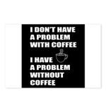 Coffee No Problem Postcards (Package of 8)