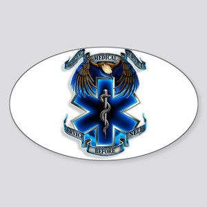 Emergency Medical Service Sticker