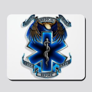 Emergency Medical Service Mousepad