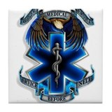 Emt Tile Coasters