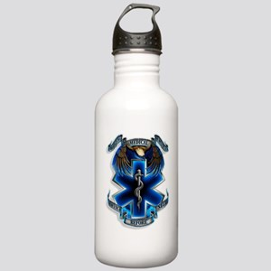 Emergency Medical Serv Stainless Water Bottle 1.0L