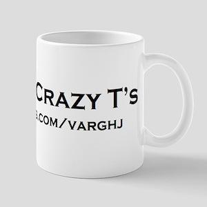 2-Jimmy V's Crazy T's Mugs