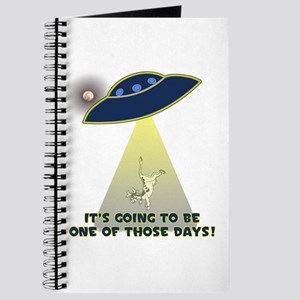 Ufo-Flying Cow Abduction-One Of Those Journal