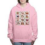 12 Days Of Christmas Women's Hooded Sweatshirt