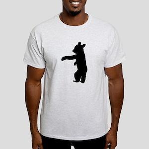 Bear Cub Silhouette T-Shirt