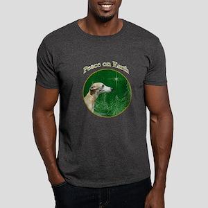 Whippet Peace Dark T-Shirt