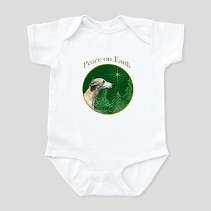 Whippet Peace Infant Bodysuit