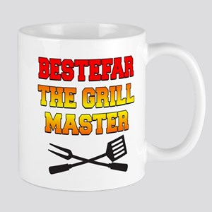 Bestefar The Grill Master Drinkware Mugs