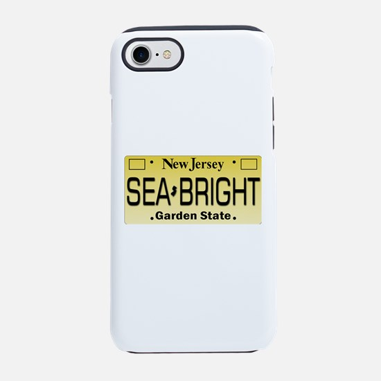 Sea Bright NJ Tag Gifts iPhone 8/7 Tough Case
