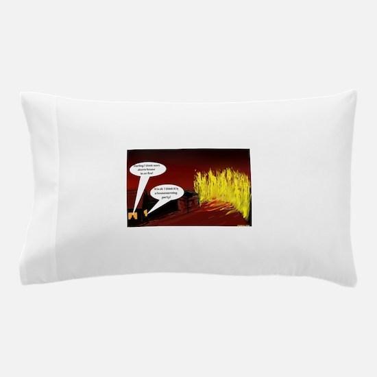 housewarming Pillow Case