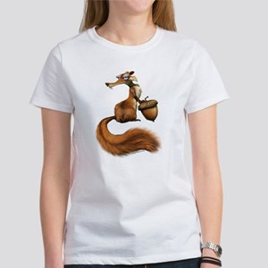 Ice Age Squirrel Women's T-Shirt