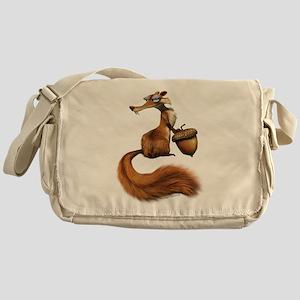 Ice Age Squirrel Messenger Bag
