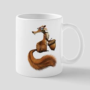 Ice Age Squirrel Mug