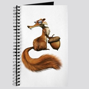 Ice Age Squirrel Journal