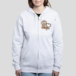 P, L, UKULELE Sweatshirt