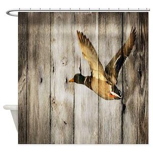 Duck Shower Curtains