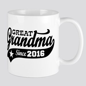 Great Grandma Since 2016 Mug