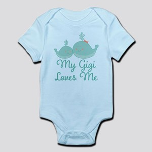My Gigi Loves Me Infant Bodysuit