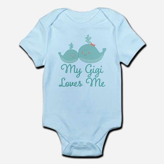 My Gigi Loves Me Infant Bodysuit
