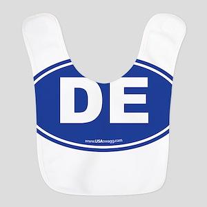 Delaware DE Euro Oval Bib