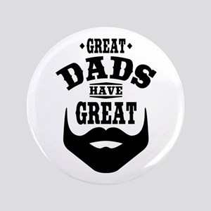 Bearded Dad Button