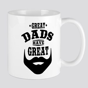 Bearded Dad Mug