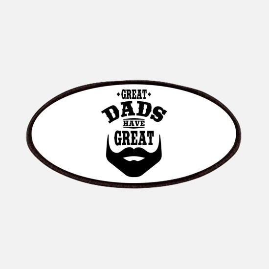 Bearded Dad Patch