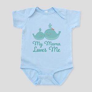 My Mama Loves Me Infant Bodysuit
