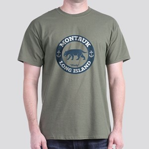 Montauk Monty Dark T-Shirt