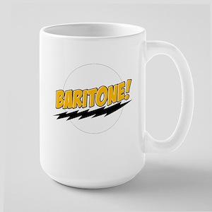 Baritone! Large Mug