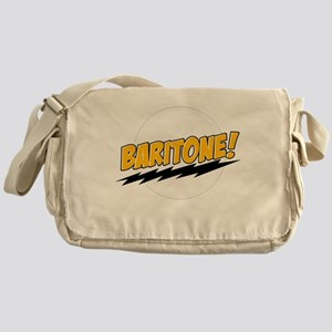 Baritone! Messenger Bag