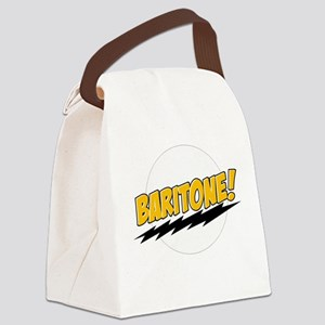 Baritone! Canvas Lunch Bag