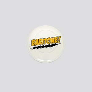 Baritone! Mini Button (10 pack)