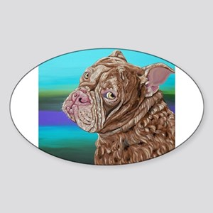 Olde English Bulldogge Sticker