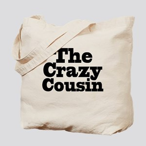 The Crazy Cousin Tote Bag