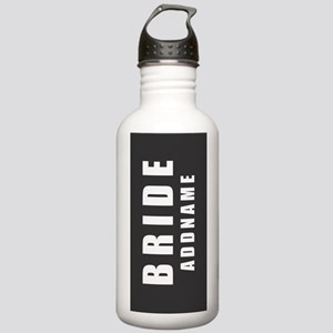 Personalized Bride on Stainless Water Bottle 1.0L