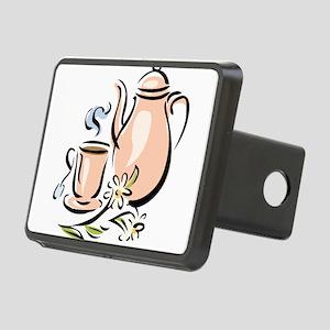 Tea Rectangular Hitch Cover