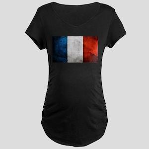 France Maternity T-Shirt