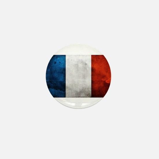 France Mini Button