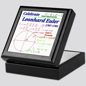 Celebrate Euler Keepsake Box