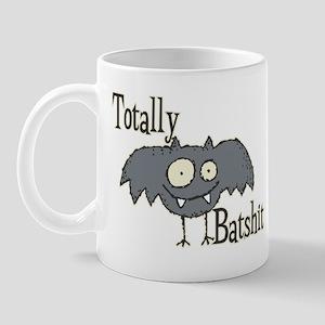 Totally Batshit Mug