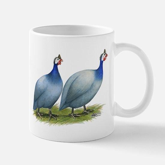 Guineas Slate Pair Mugs