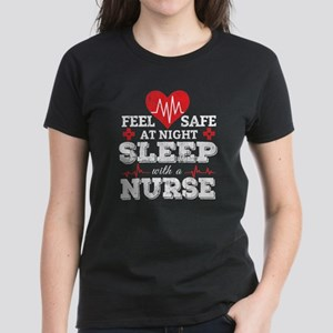 Feel Safe At Night, Sl T-Shirt