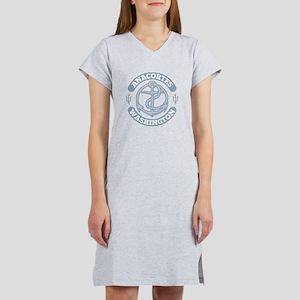 Anacortes Anchor III Women's Nightshirt